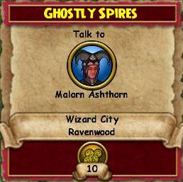 Q WC Ghostly Spires