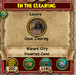 Q WC In The Clearing 1