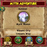Myth Adventure