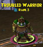 Troubled Warrior