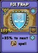 Ice Trap Item Card