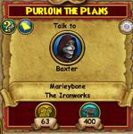 MB Q Purloin the Plans 3