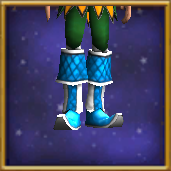 Diego's Duelist Boots Female