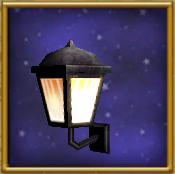 Enclosed Wall Lamp