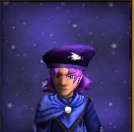 Hat DS Moonwraith's Hurricane Hood Male