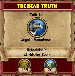 Q GH The Bear Truth