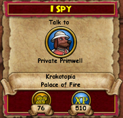 I Spy