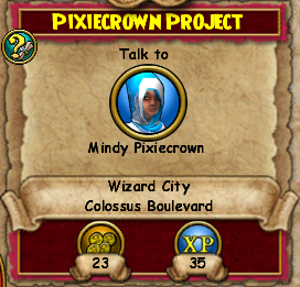 Pixiecrown Project