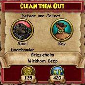 Q GH Clean Them Out 1
