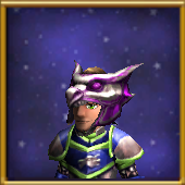 Snowcrusher's Galvanic Shroud Male