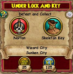 Under Lock and Key 2