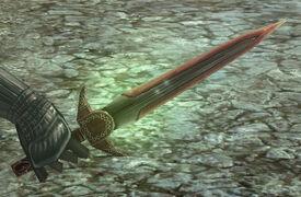 Dagger Heat Knife 7