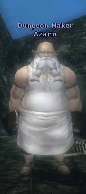 Dungeon Maker Azarm