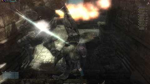 WizardryOnline - Mangler melee kill
