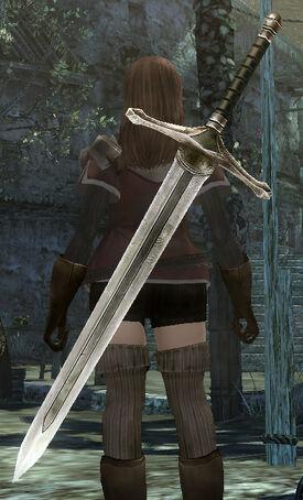 2H Sword Greatsword