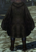 Black Cloak Back
