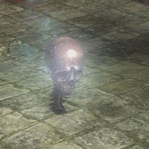 Skull Stone (Small)