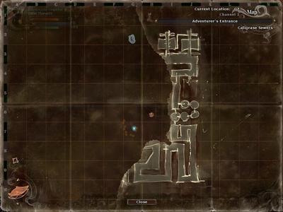 Entrance Map 2