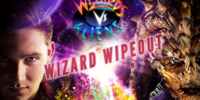 Wizards vs Aliens: Wizard Wipeout