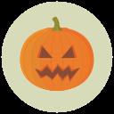 File:Halloween pumpkin icon evil.png