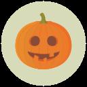 File:Halloween pumpkin icon cute.png