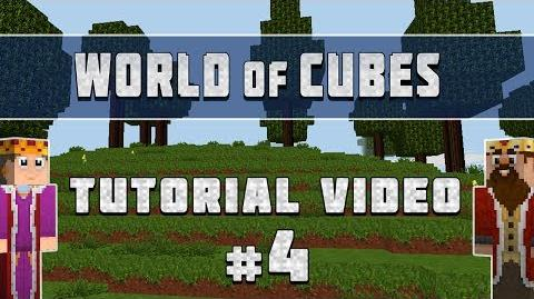 WoC Tutorials How to get wheat and eat bread in Survival Mode