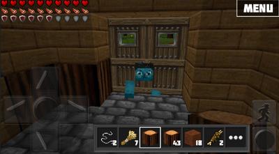 Zombiethroughdoor