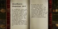 Southern Defense Art