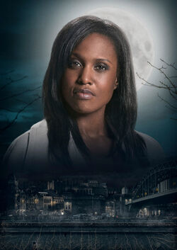 Michelle gayle wolfblood