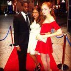 Kedar, Aimee, and Louisa