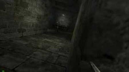 Return to Castle Wolfenstein map 1 - Escape!