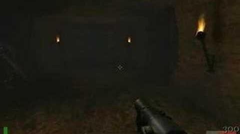 Return to Castle Wolfenstein map 5 - Catacombs