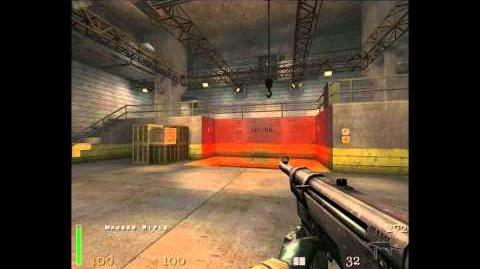 Return To Castle Wolfenstein - Mission 3 Weapons of Vengeance (part 2)