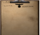List of Clipboards and Letters (Cursed Sands)