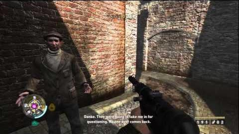 Xbox 360 Longplay 011 Wolfenstein (Part 1 of 7)