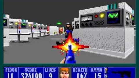 Spear Of Destiny 2 - Return To Danger - Floor 12 (Atomic Research Area 1)
