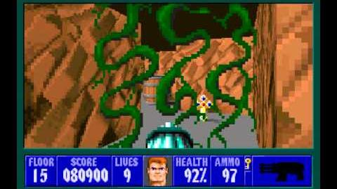 Spear of Destiny (id Software) (1992) Floor 15 HD