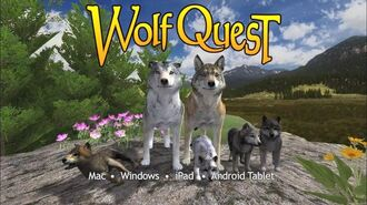 WolfQuest 2.7 Preview Video