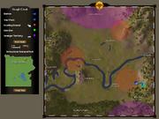 Sloughcreek map