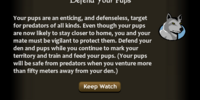 Slough Creek (2.5)/Mission 4: Defend your Pups