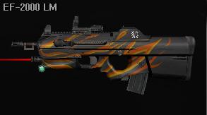EF-2000 LM