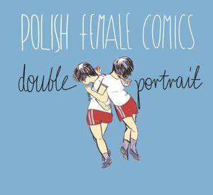 PolishFemaleComicsDoublePortrait