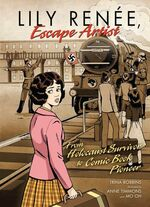 Lily renee escape artist