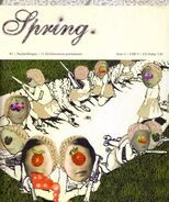Spring, Issue 1