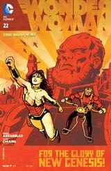 Wonder Woman Vol 4-22 Cover-1