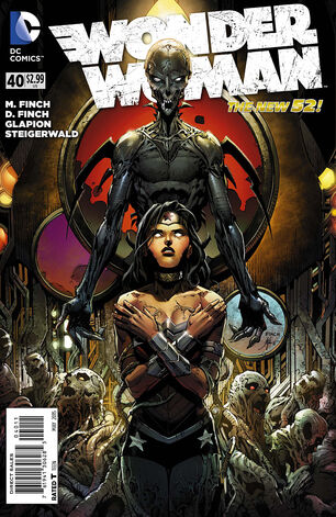 Wonder Woman Vol 4-40 Cover-1