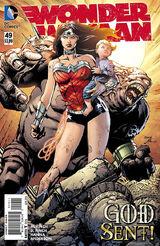 Wonder Woman Vol 4-49 Cover-1