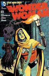 Wonder Woman Vol 4-14 Cover-1