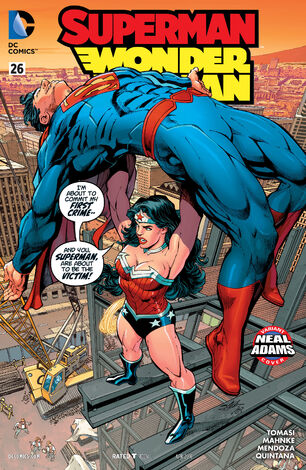 Superman-Wonder Woman 26