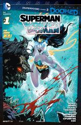 Superman-Wonder Woman Annual 01